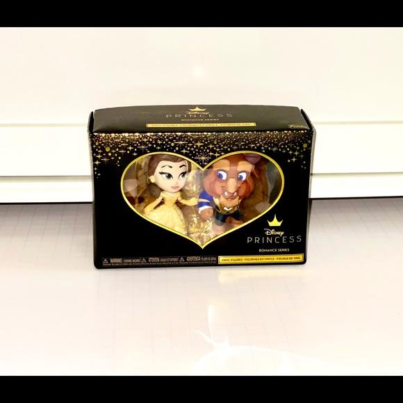 Funko Disney Romance Series - Belle & Beast
